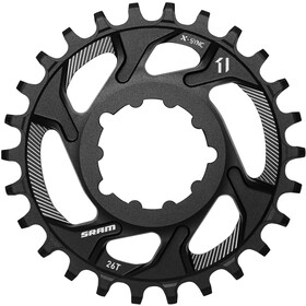 SRAM X-Sync Chainring Direct Mount 11-speed 6° offset black